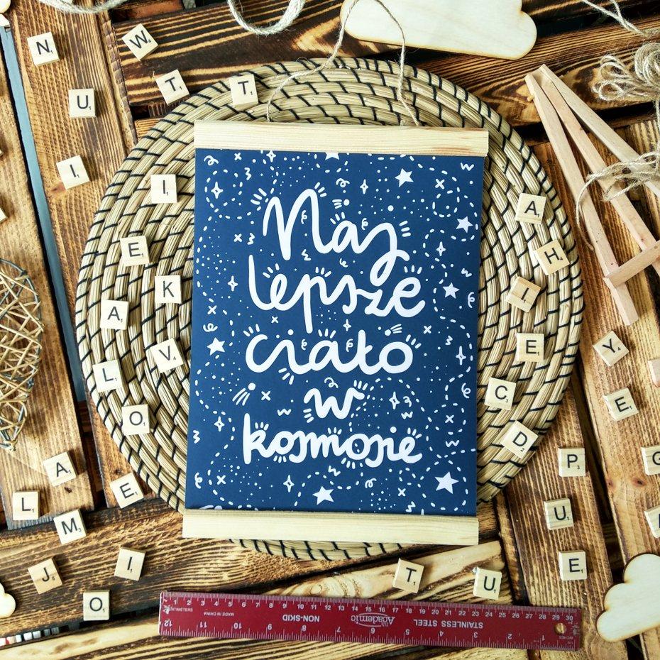 Plakat Kosmos2